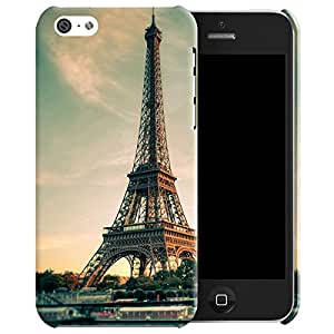 Theskinmantra Beautiful Eiffel back cover for Apple iPhone 5C