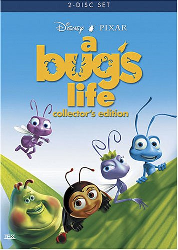 Cover art for  A Bug's Life (Two-Disc Collector's Edition)