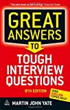img - for Great Answers to Tough Interview Questions book / textbook / text book