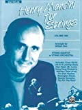 Henry Mancini for Strings, Vol 1: 2nd Violin (0769261027) by Mancini, Henry