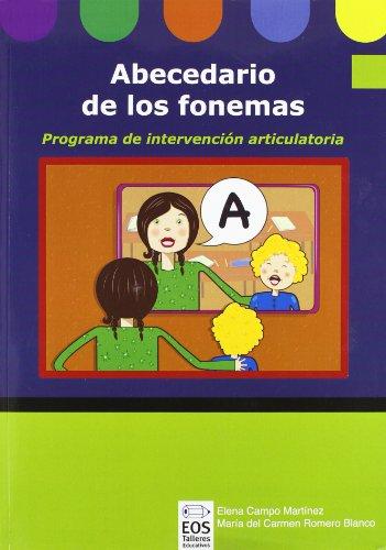 Abecedario De Los Fonemas - Programa De Intervención Articulatoria (Lenguaje, Comunicación y Logopedia)