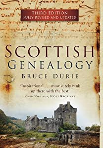 Scottish Genealogy by Bruce Durie