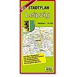 Leipzig 1 : 22 500. Barthel Stadtplan: Mit allen Stadtteilen / mit neuen Straßennamen / mit Postleitzahlen / mit...