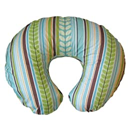 Product Image Boppy Pillow with Park Hill Slipcover - Green