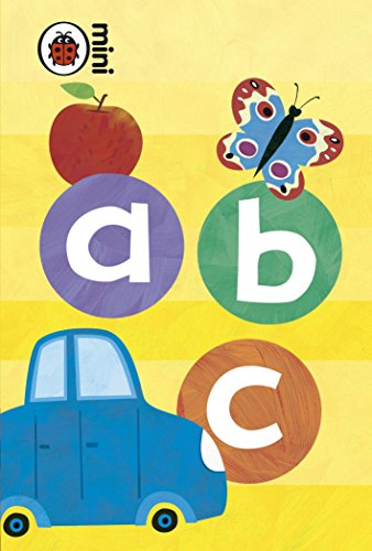 Early Learning: ABC (Ladybird Minis)