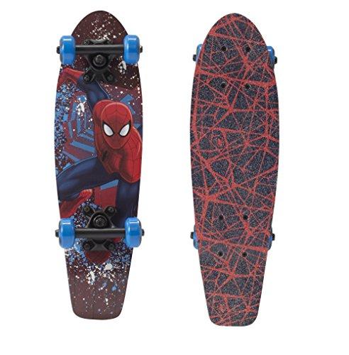 PlayWheels-Ultimate-Spider-Man-21-Wood-Cruiser-Skateboard