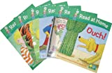 Roderick Hunt and Alex Brychta Oxford Reading Tree - Read at Home Level 2 Pack - 6 Books Collection RRP £23.94 ( Includes Poor Old Rabbit!, I Can Trick a Tiger, Floppy and the Bone, Super Dad, The Monster Hunt, Ouch! Featuring Kipper, Chip, Biff, Floopy