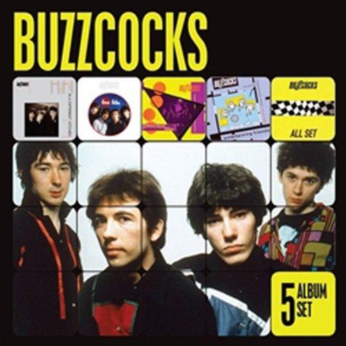 Buzzcocks - 5 Albums