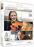 La Desaparición De Eleanor Rigby: Ellos + Ella + Él (BD + DVD) [Blu-ray]