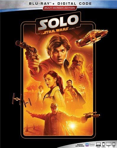 Blu-ray : Solo: A Star Wars Story