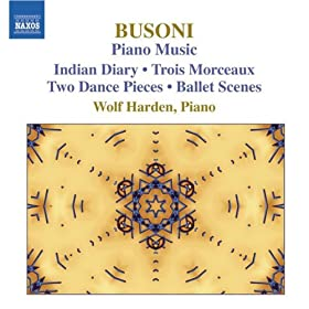 Toccata, Adagio and Fugue in C major, BWV 564 (arr. F. Busoni): Adagio (Intermezzo)
