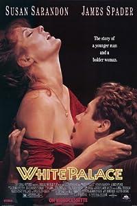 Amazon.com: White Palace Poster Movie 11x17 Susan Sarandon James ...