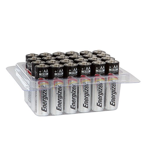 Energizer Ultra + LR06 AA Piles alcalines MN1500 - Valeur Lot de 24