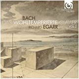 BACH. Well-Tempered Clavier Vol.2. Egarr