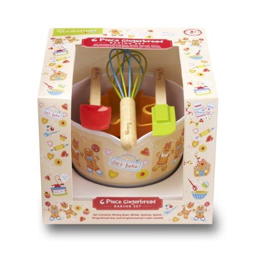 Cooksmart set di 10 ciotole e attrezzi da cucina kids - Attrezzi da cucina per dolci ...