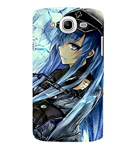 Printvisa Girl Dressed Like A Cowboy Back Case Cover for Samsung Galaxy Mega 5.8 i9150::Samsung Galaxy Mega 5.8 i9152