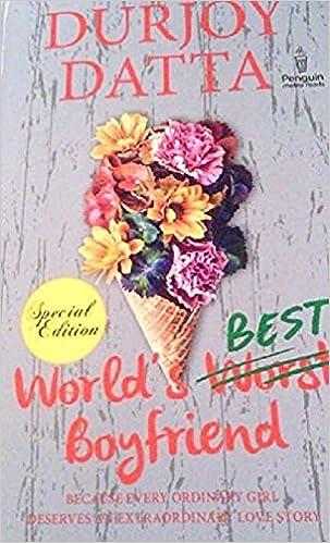 Durjoy Datta Books List : World's Best Boyfriend