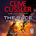 The Race: Isaac Bell, Book 4 Audiobook by Clive Cussler, Justin Scott Narrated by Scott Brick