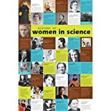 History of Women in Science composite poster