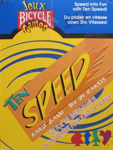 Bicycle Games: Ten Speed Card Game