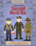 img - for Second World War (Sticker Dressing) book / textbook / text book