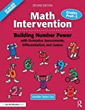 img - for Math Intervention P-2: Building Number Power with Formative Assessments, Differentiation, and Games, Grades PreK-2 book / textbook / text book