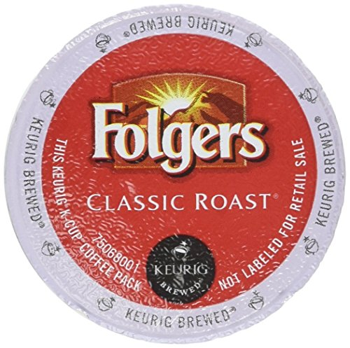 Folgers Gourmet Classic Coffee, Medium Roast, K-Cups (80 ct.) (Folgers Gourmet Classic Roast compare prices)