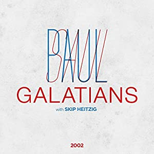 48 Galatians - 2002 Audiobook