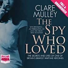 The Spy Who Loved Audiobook by Clare Mulley Narrated by Maggie Mash