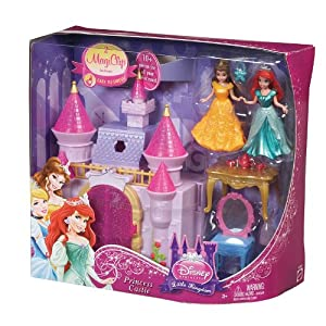 Princess Little Kingdom Castle and Doll Set By Mattel: Toys & Games