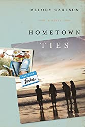 Hometown Ties: A Novel (The Four Lindas Book 2)