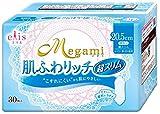 エリス Megami 肌ふわリッチ超スリム ふつう~多い日の昼用 羽なし 30枚入