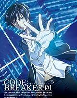 10月放送アニメ「コード:ブレイカー」BD&DVD第1~7巻予約受付中