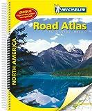 echange, troc Collectif Michelin - Atlas North America Road (Anglais)