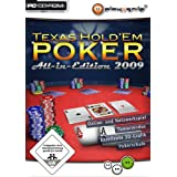 "Texas Hold 'Em Poker - All-in-Edition 2009 [Play+Smile]von ""Koch Media GmbH"""