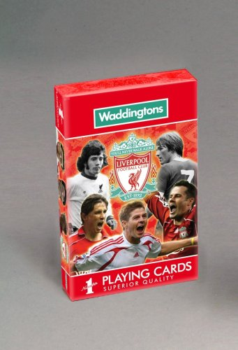 Waddingtons – Liverpool FC Playing Cards