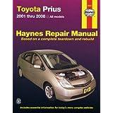 Haynes Toyota Prius 2001-2008 (Haynes Repair Manual (Paperback))by Tim Imhoff