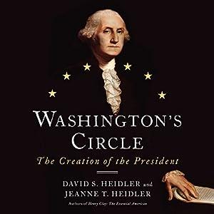 Washington's Circle Audiobook