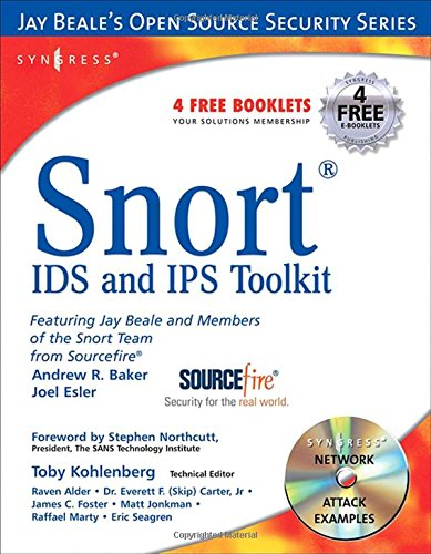 snort-ids-and-ips-toolkit-jay-beales-open-source-security