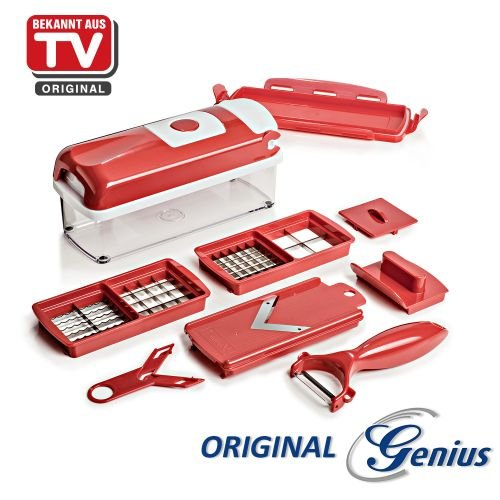 sale-price-original-genius-smart-nicer-dicer-set-9-piece-cutting-machine-new