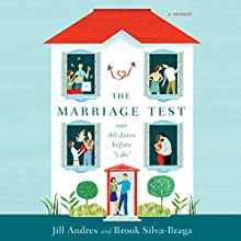 The Marriage Test Audiobook by Jill Andres Narrated by Amy McFadden, Nick Podehl