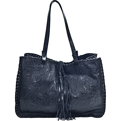 carla-mancini-signature-tote-black-tooled