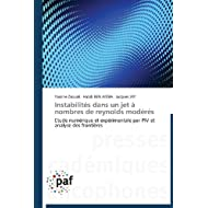 Instabilités dans un jet à nombres de reynolds modérés: Etude numérique et expérimentale par PIV et analyse des...