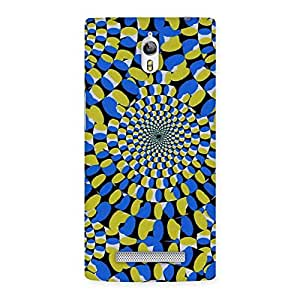 Special Classic Illusion Back Case Cover for Oppo Find 7