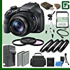 Sony DSC-HX400V Digital Camera + 64GB Green's Camera Bundle 6