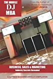 img - for The Mobile DJ MBA by Zemon, Stacy (May 12, 2010) Paperback book / textbook / text book