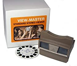 ViewMaster Viewer - Classic MODEL G - from 1970s - Refurbished