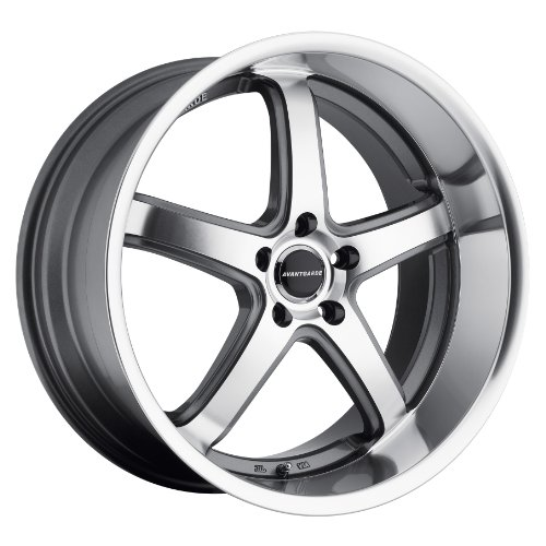 Avant Garde M350 Wheels Rims 20x9 20x10 Staggered