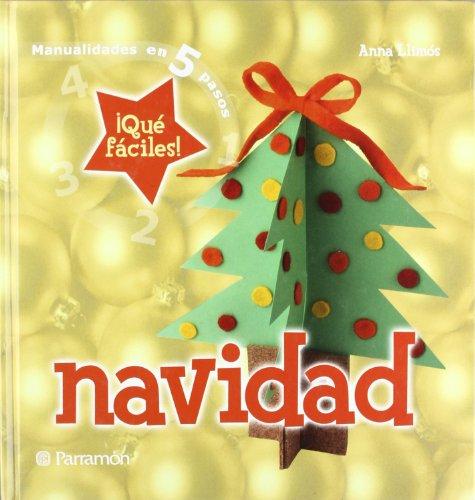 Navidad (Manualidades en 5 pasos)