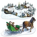 Amazon Com Traditional Train Set Wrap Around Christmas